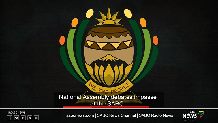 sabc debate - LIVE: National Assembly debate on matters affecting the SABC