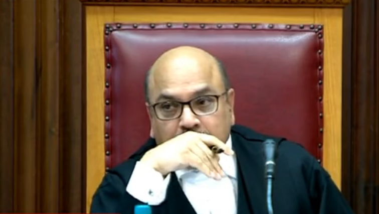 siraj desai P 1 - Western Cape High Court judge steps down after 25 years