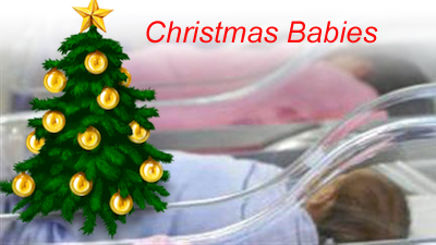 xmas babies - Limpopo hospitals have already welcomed 55 Christmas babies