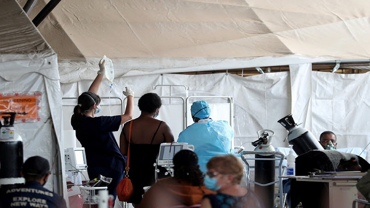 Hospital REUTERS - 'No difference in COVID-19 death risks in Western Cape public hospitals during second wave'