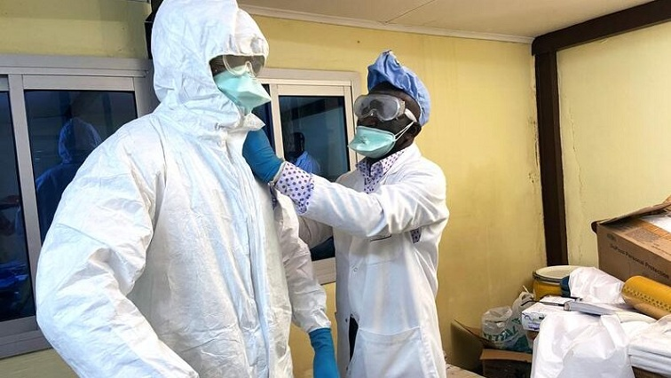 PPE Gear SABC News - Gauteng has sufficient supply of PPE: Health dept