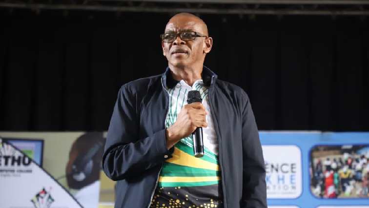 SABC News Ace Magashule Twitter @Magashule Ace - Unity of tripartite is still important: Magashule