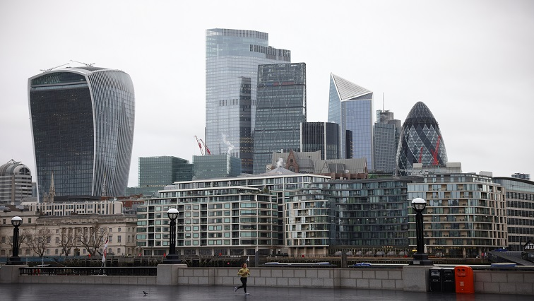 SABC News Britain Building Reuters - UK offers extra $6.2 billion to firms to soften new COVID-19 recession