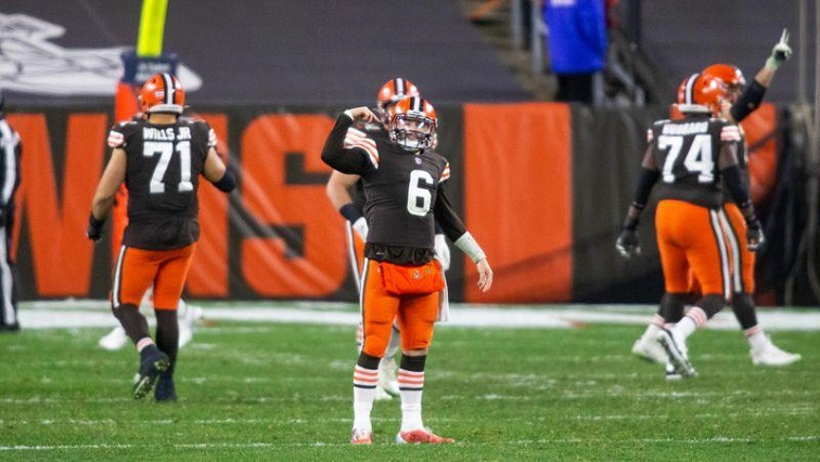 Image Reuters The Browns are trying to reach the playoffs for the first time since 2002