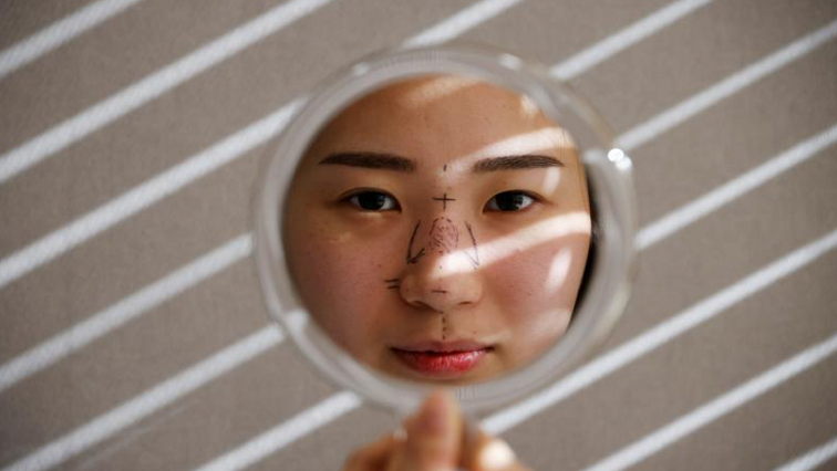 SABC News Cosmetic Beauty Ryu Reuters - Pandemic boosts cosmetic surgery in South Korea