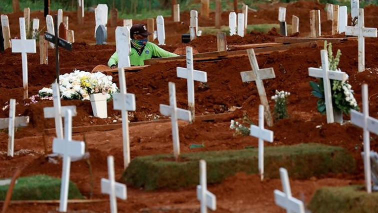 SABC News Death R 1 - Families urged not to exhume bodies of those who die from COVID-19