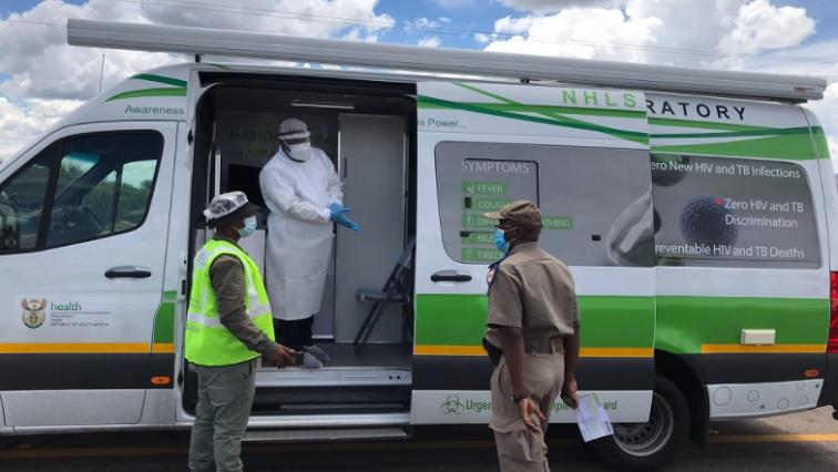SABC News Gauteng - Gauteng motorists pleased with roadblock on N1 Carousel Plaza