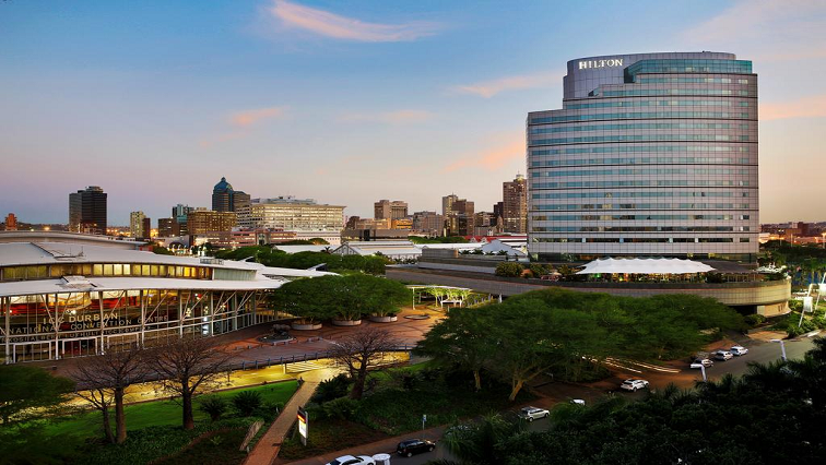 SABC News Hilton Hotel Booking com - KZN government to work closely with Hilton Hotel to facilitate re-opening