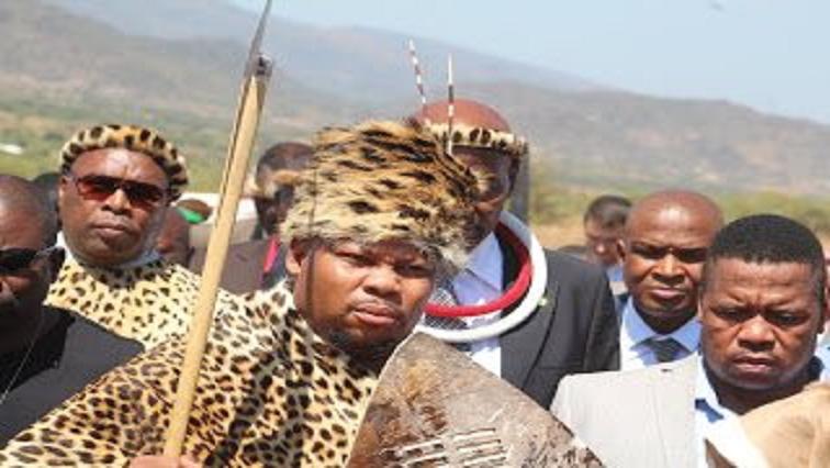 SABC News King Thulare III Twitter @thapelolekala - King Victor Thulare III to be buried on Sunday