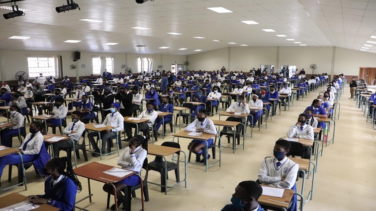 SABC News Matric Exam 1 - Adhering to health and safety protocols is a priority for educators: DBE