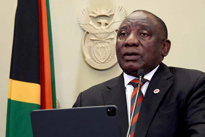 SABC News President Ramaphosa @PresidencyZA 866x577 - President Ramaphosa to address the nation on Monday at 20h00