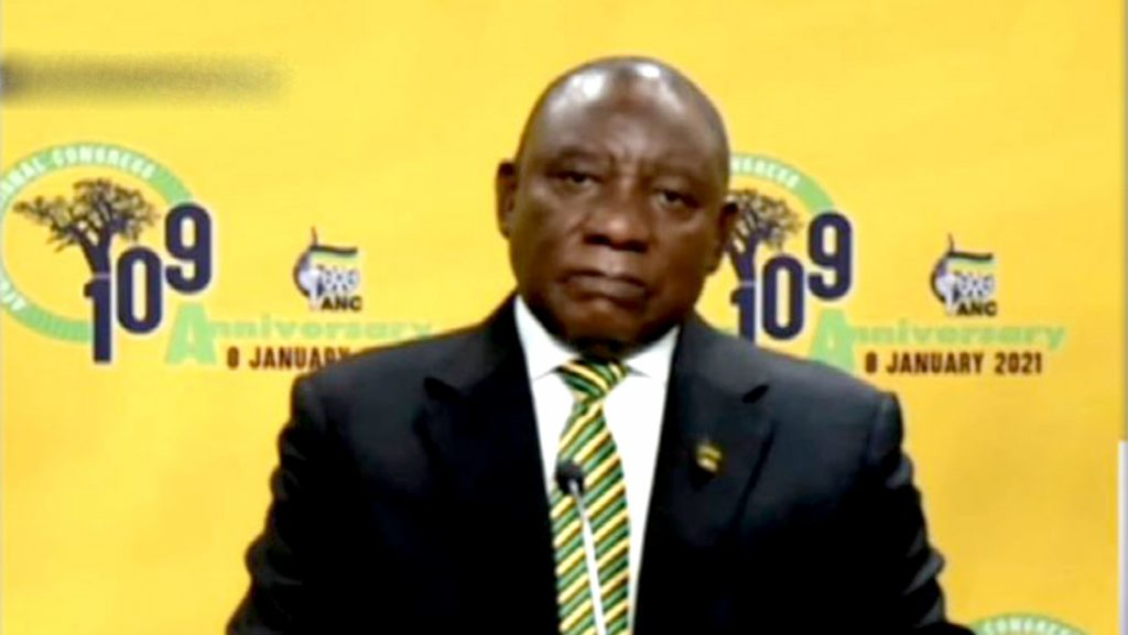 SABC News Ramaphosa 1024x577 - Ramaphosa outlines priorities for the ANC for 2021