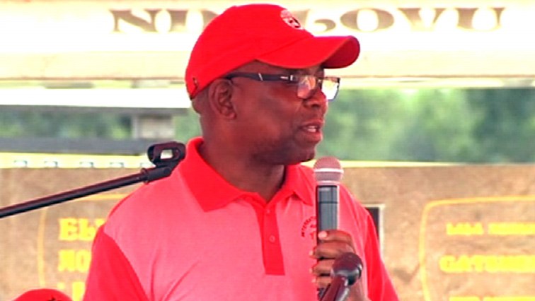 SABC News SACP Bheki Ntshalintshali - Labour unions concerned as workers return to work