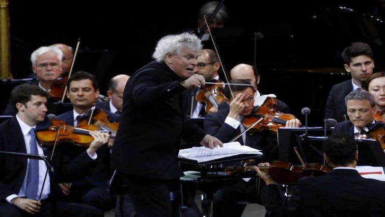 SABC News Simon Rattle Reuters - Star conductor Simon Rattle to leave London, return to Germany