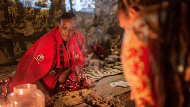 SABC News Traditional Healer P - Phephisile Maseko hailed as an international leader and voice of traditional leaders