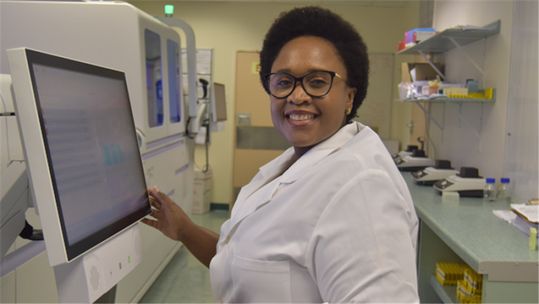 SABC News Virologist Dr Khanyi Msomi UKZN.ac .za  - COVID-19 vaccine will not only save lives but livelihoods too: Dr Msomi