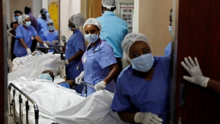 SABC News Health Workers - Free State health accused of failing to adhere to COVID-19 protocols
