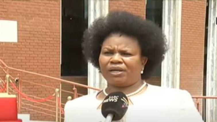 SABC News Mmule Maluleka - Former North West MEC Maluleka laid to rest