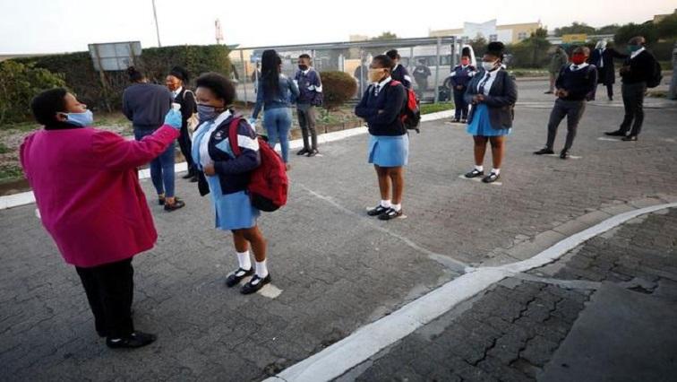 Teacher REUTERS - Education NGO slams proposed early return of teachers to schools