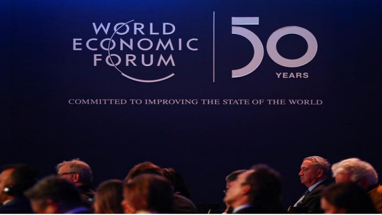 WEF file pic - Annual WEF meeting in Singapore moved back 12 days