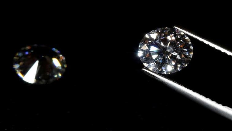 SABC news Diamond Reuters - Diamonds forecast to regain pre-pandemic sparkle in 2022-2024