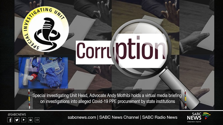 siu - VIDEO: SIU media briefing on PPE corruption investigations