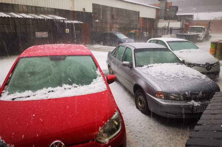 Parts of Jo'burg hit by severe thunderstorm, hail - SABC News - Breaking news, special reports, world, business, sport coverage of all South African current events. Africa's news leader.