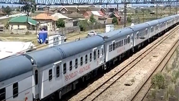 train phelophepa - NMB residents ecstatic over the return of the Phelophepa Healthcare Train