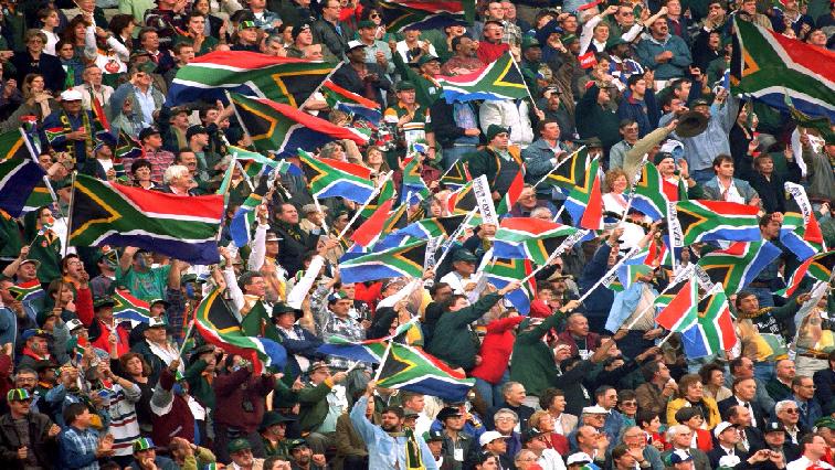 Springbok Fans