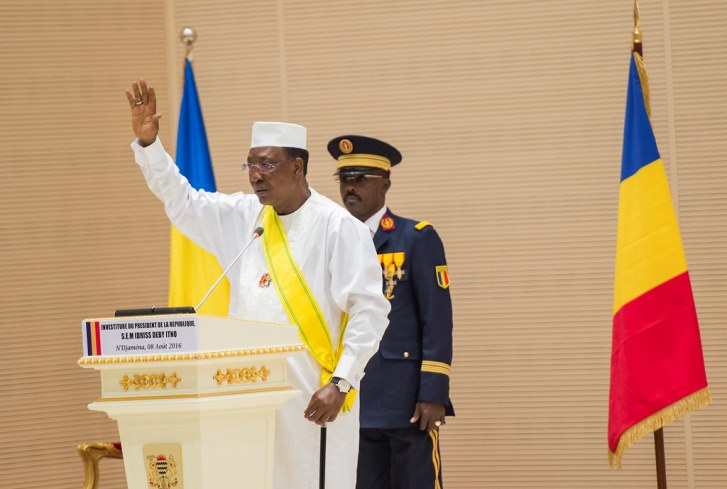Image Creative CommonsDeby's death has sparked fears that Chad's problems and those of its allies could deepen