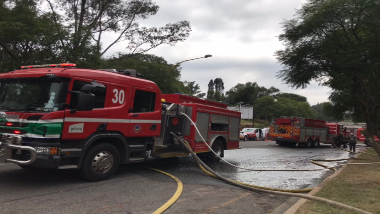 Concern over alleged lack of working fire hydrants at Charlotte Maxeke Academic Hospital - SABC News - Breaking news, special reports, world, business, sport coverage of all South African current events. Africa's news leader.