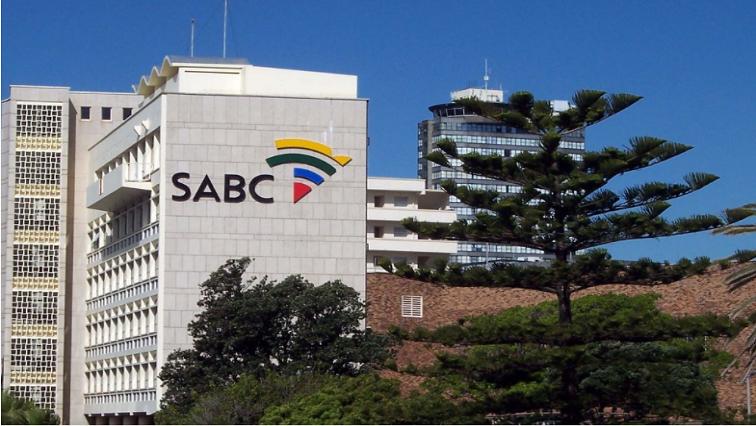 SABC news - building