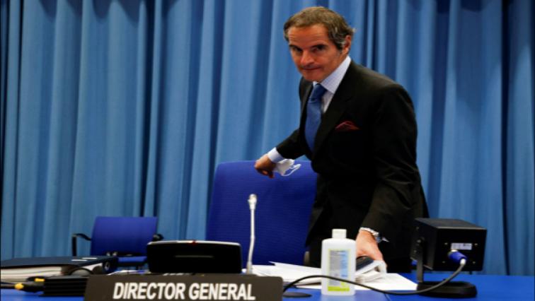 sabc news IAEA DG
