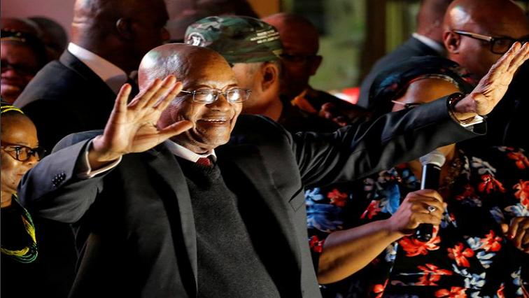 sabc news Zuma happy