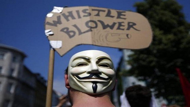 Whistle-blower