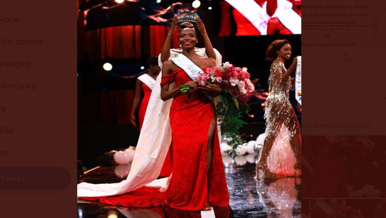 Lalela Mswane crowned Miss South Africa 2021 - SABC News - Breaking news, special reports, world, business, sport coverage of all South African current events. Africa's news leader.